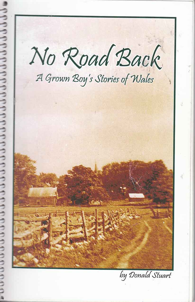 Image for No Road Back A Grown Boy's Stories of Wales
