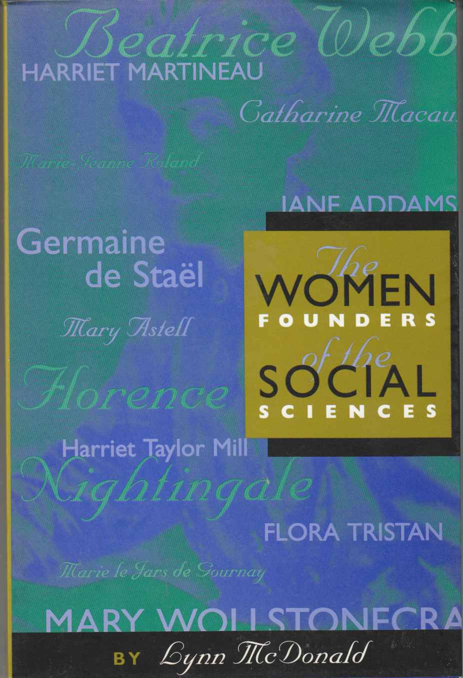 Image for Women Founders of the Social Sciences