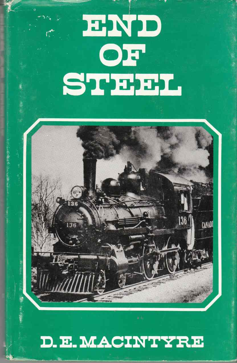Image for End of Steel