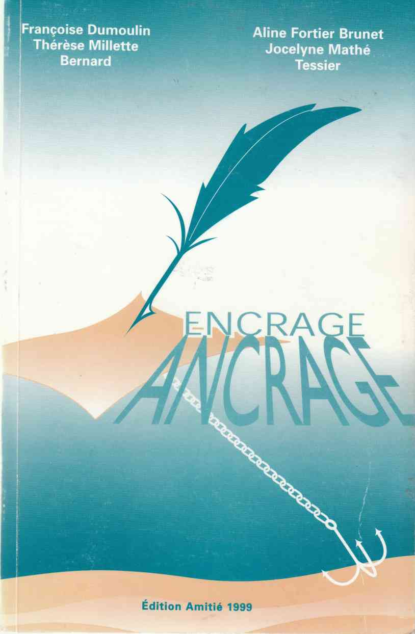 Image for Encrage Ancrage