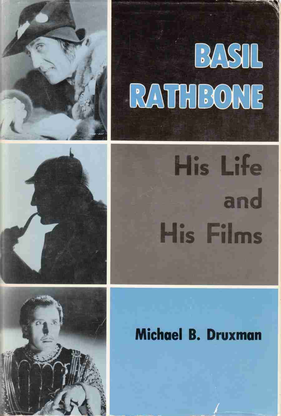 Image for Basil Rathbone:  His Life and His Films