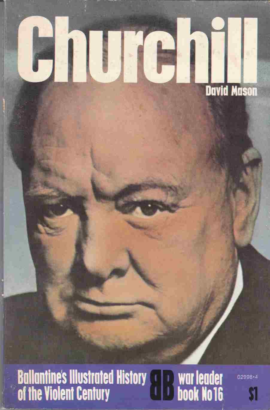 Image for Churchill:  War Leader Book No. 16