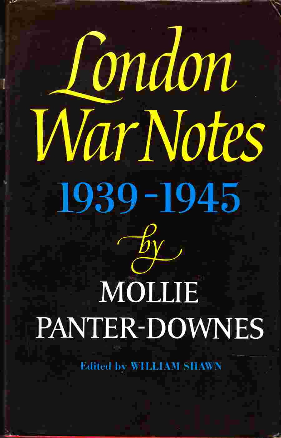 Image for London War Notes 1939-1945