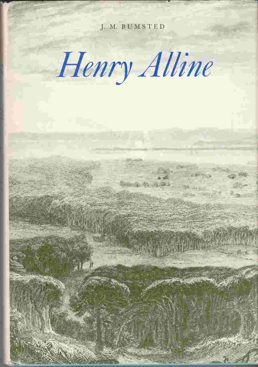 Image for Henry Alline 1748-1784