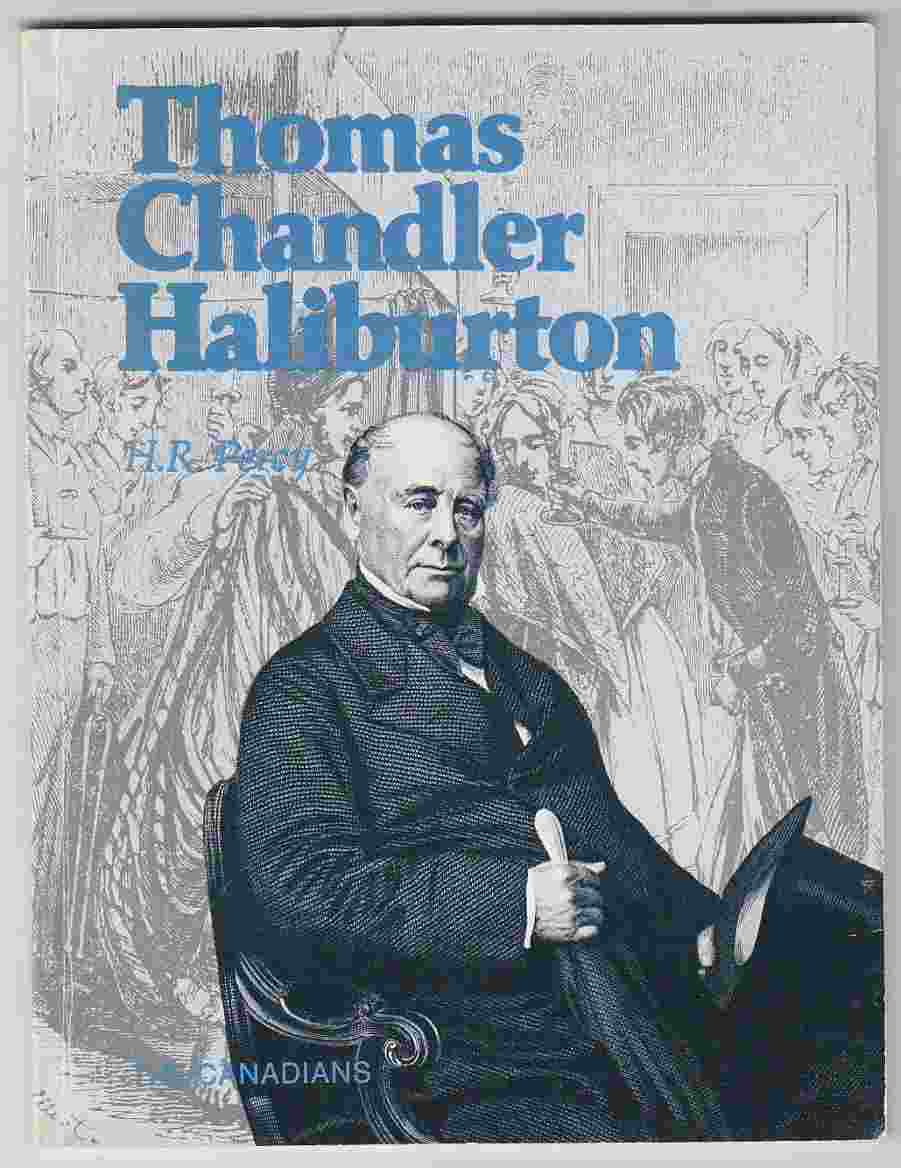 Image for Thomas Chandler Haliburton
