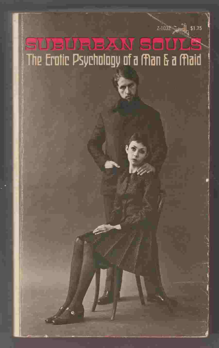 Image for Suburban Souls The Erotic Psychology of a Man and a Maid
