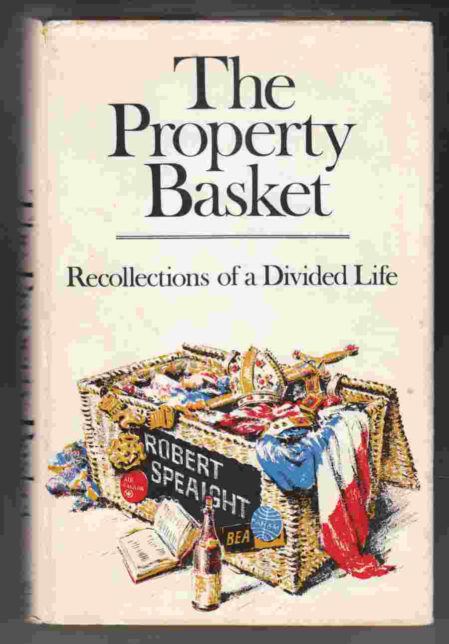 Image for The Property Basket Recollections of a Divided Life