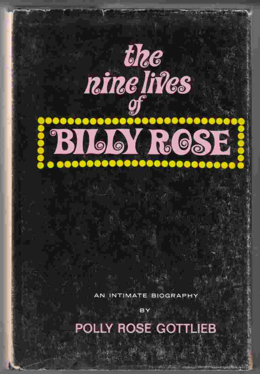 Image for The Nine Lives of Billy Rose
