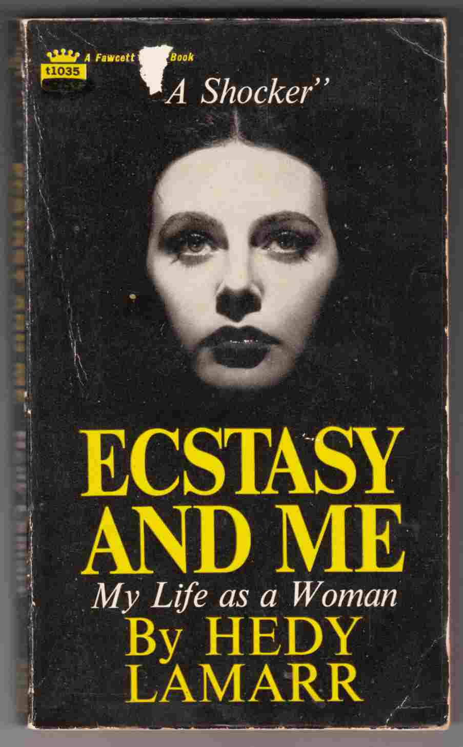 Image for Ecstasy and Me My Life As a Woman