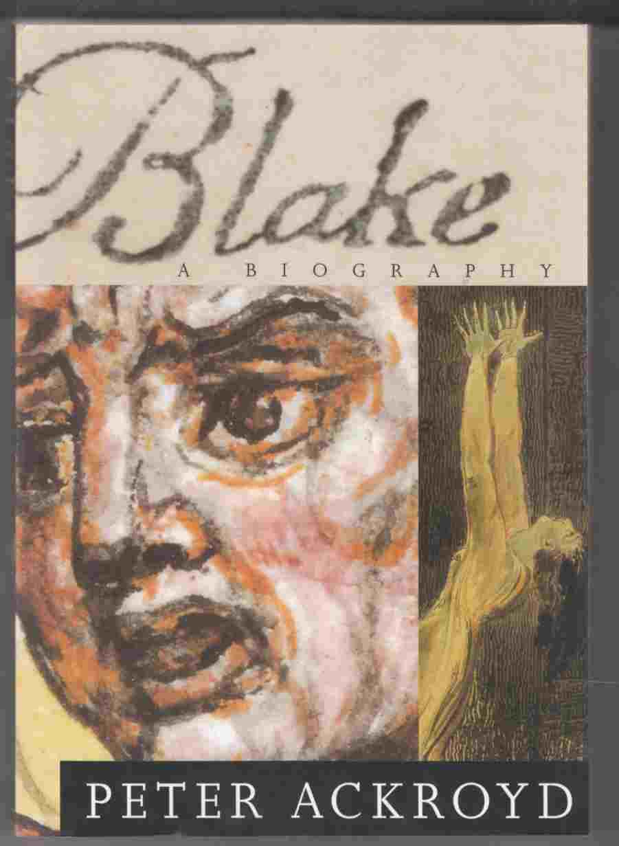 Image for Blake A Biography