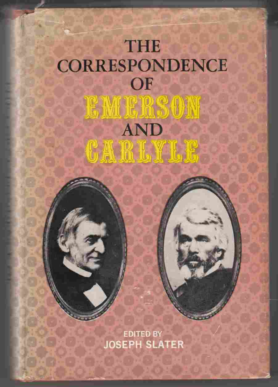 Image for The Correspondence of Emerson and Carlyle
