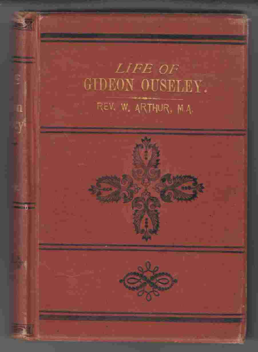 Image for The Life of Gideon Ouseley