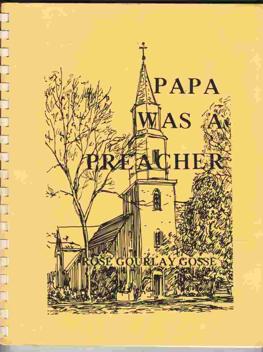 Image for Papa Was a Preacher