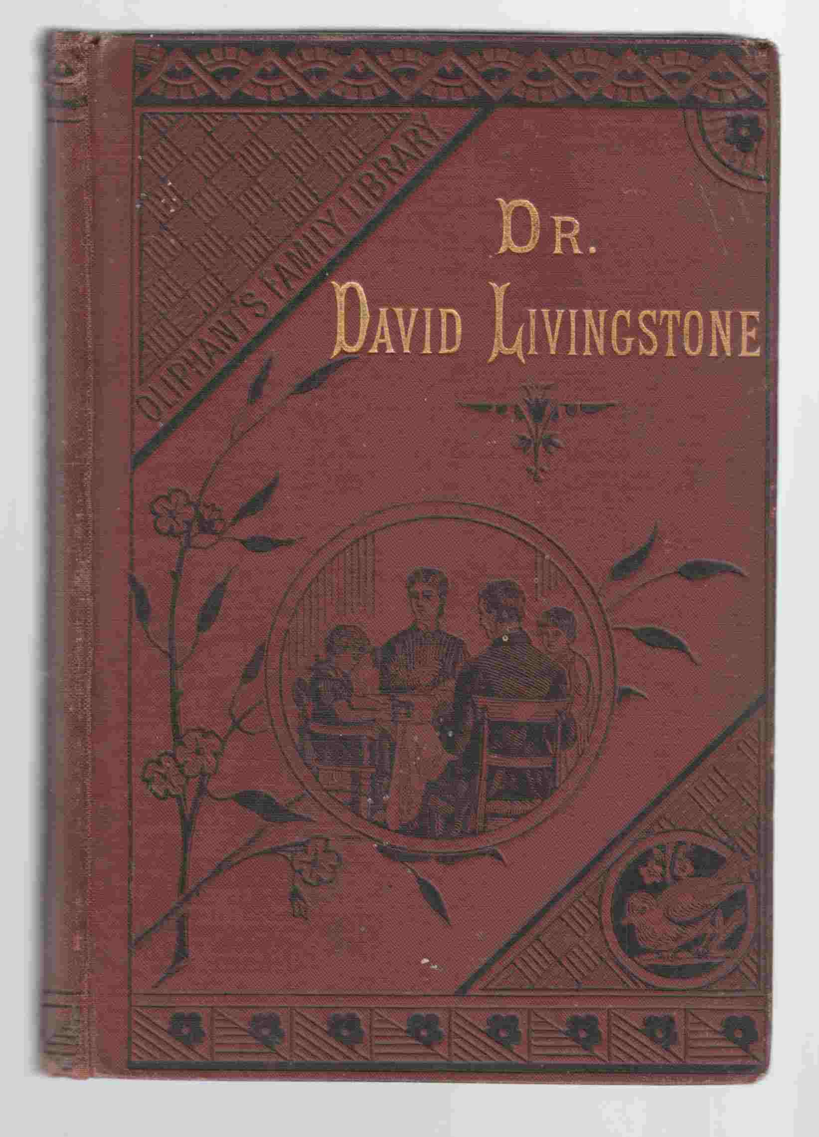 Image for Dr. David Livingstone, the Missionary Traveller