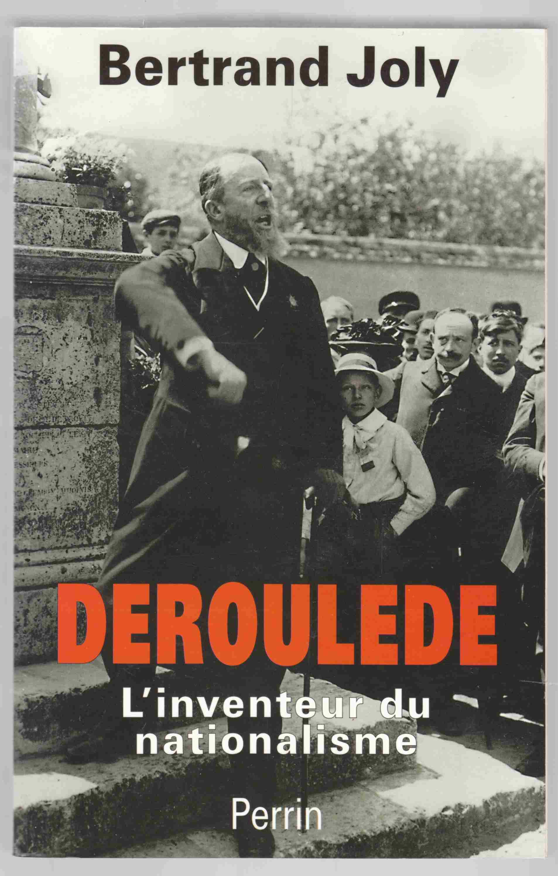 Image for Deroulede L'Inventeur Du Nationalisme Francais