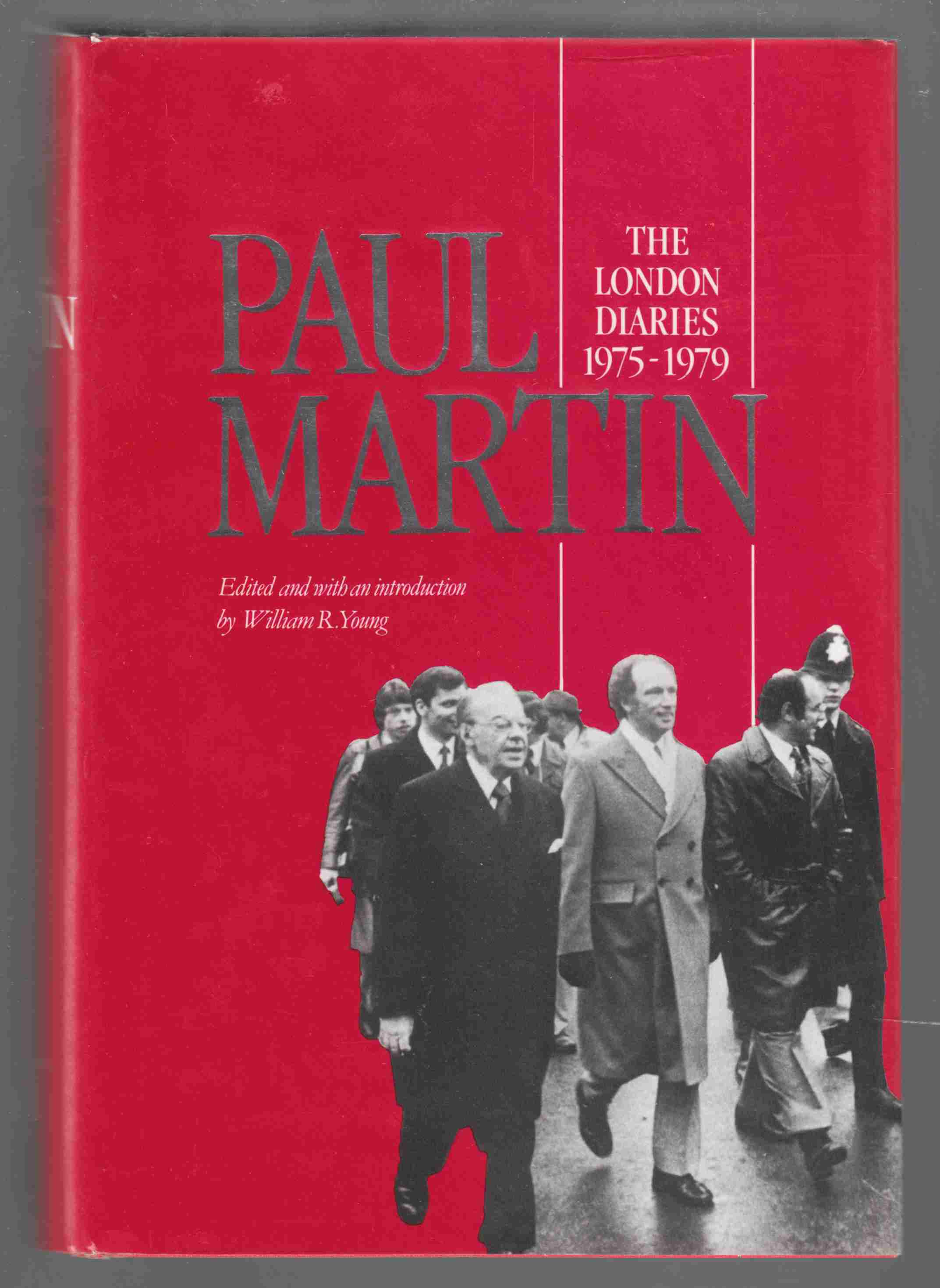 Image for Paul Martin:  The London Diaries, 1975-1979