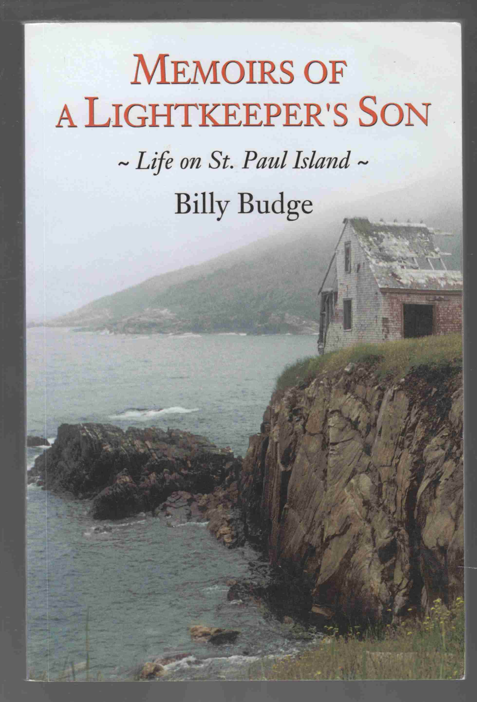 Image for Memoirs of a Lightkeeper's Son Life on St. Paul Island