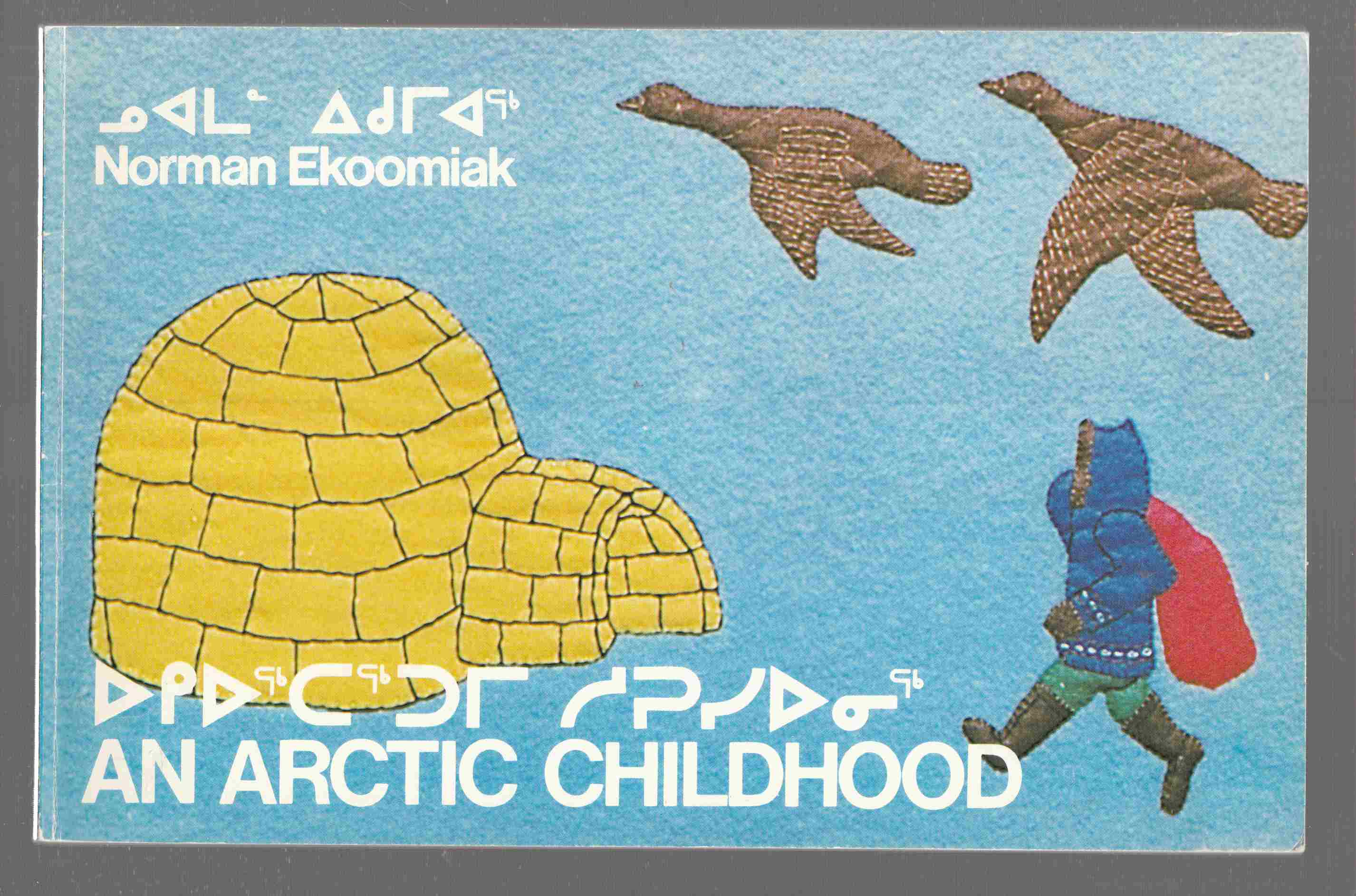 Image for An Arctic Childhood