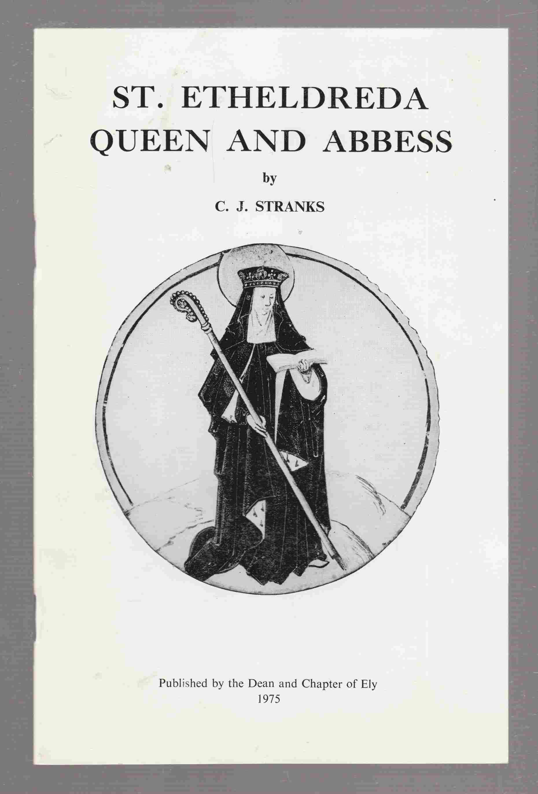 Image for Saint Etheldreda, Queen and Abbess