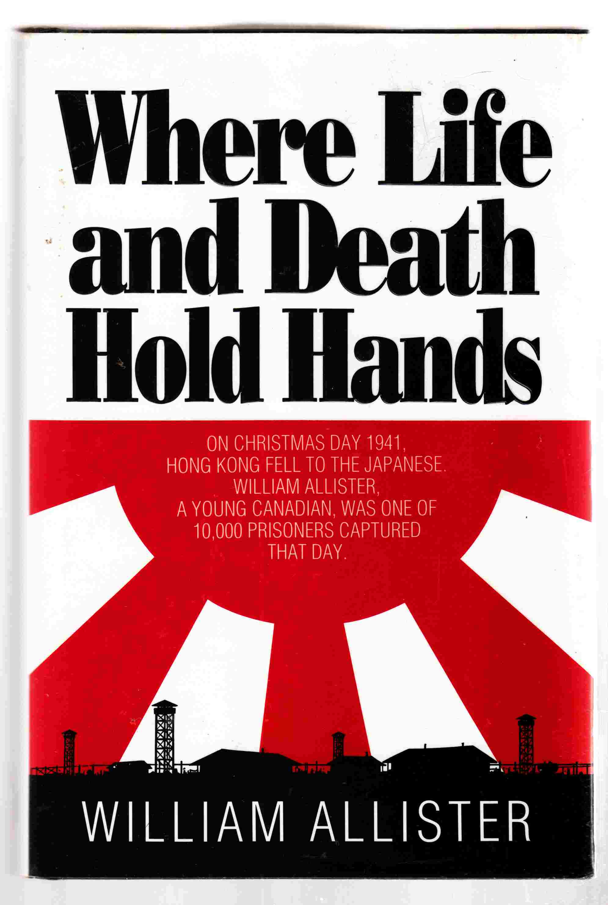 Image for Where Life and Death Hold Hands