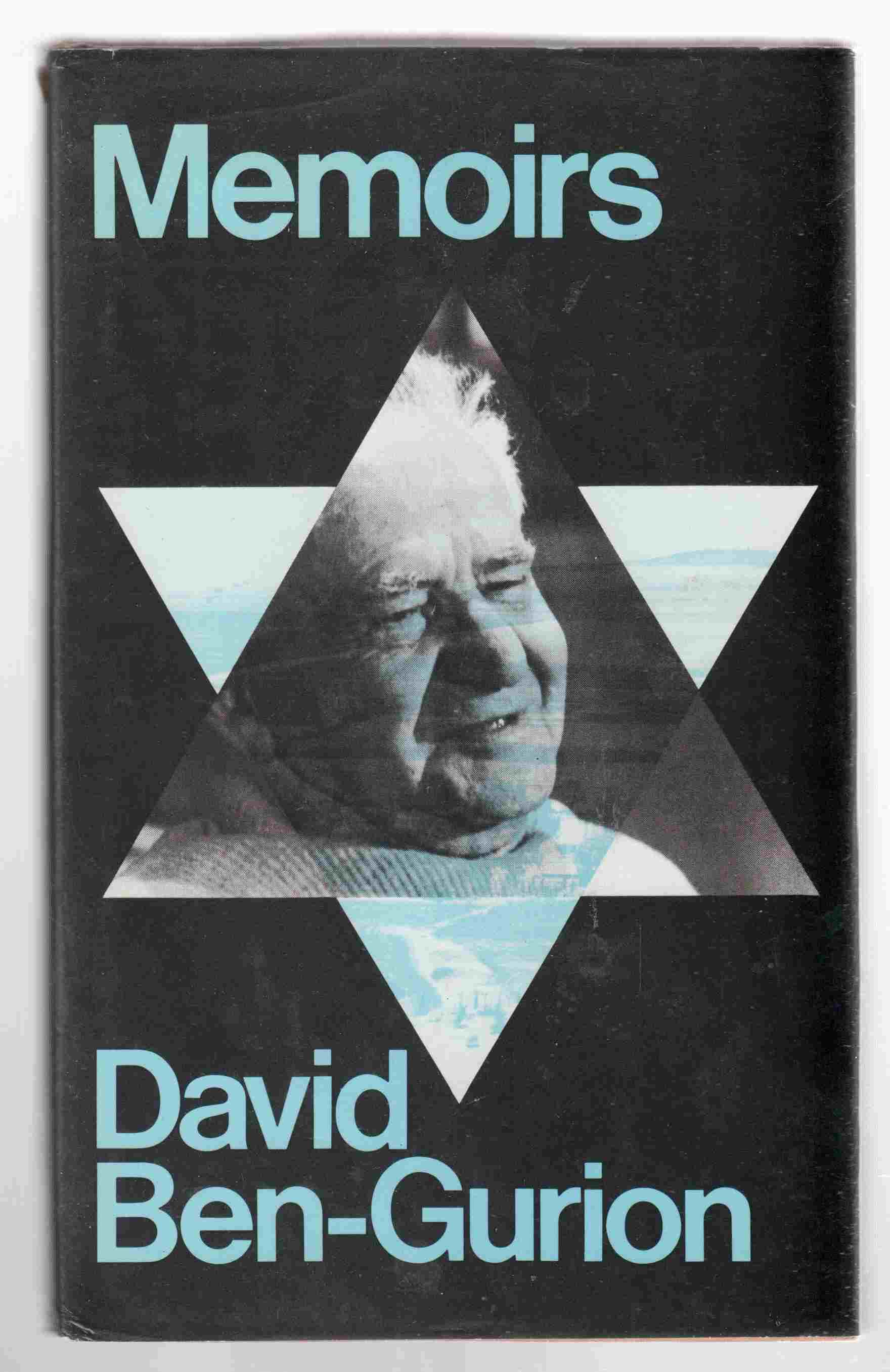 Image for Memoirs David Ben-Gurion