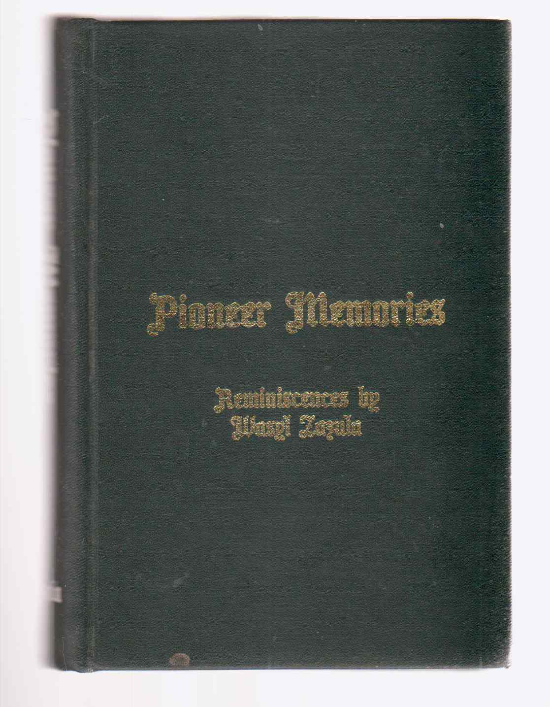 Image for Pioneer Memories