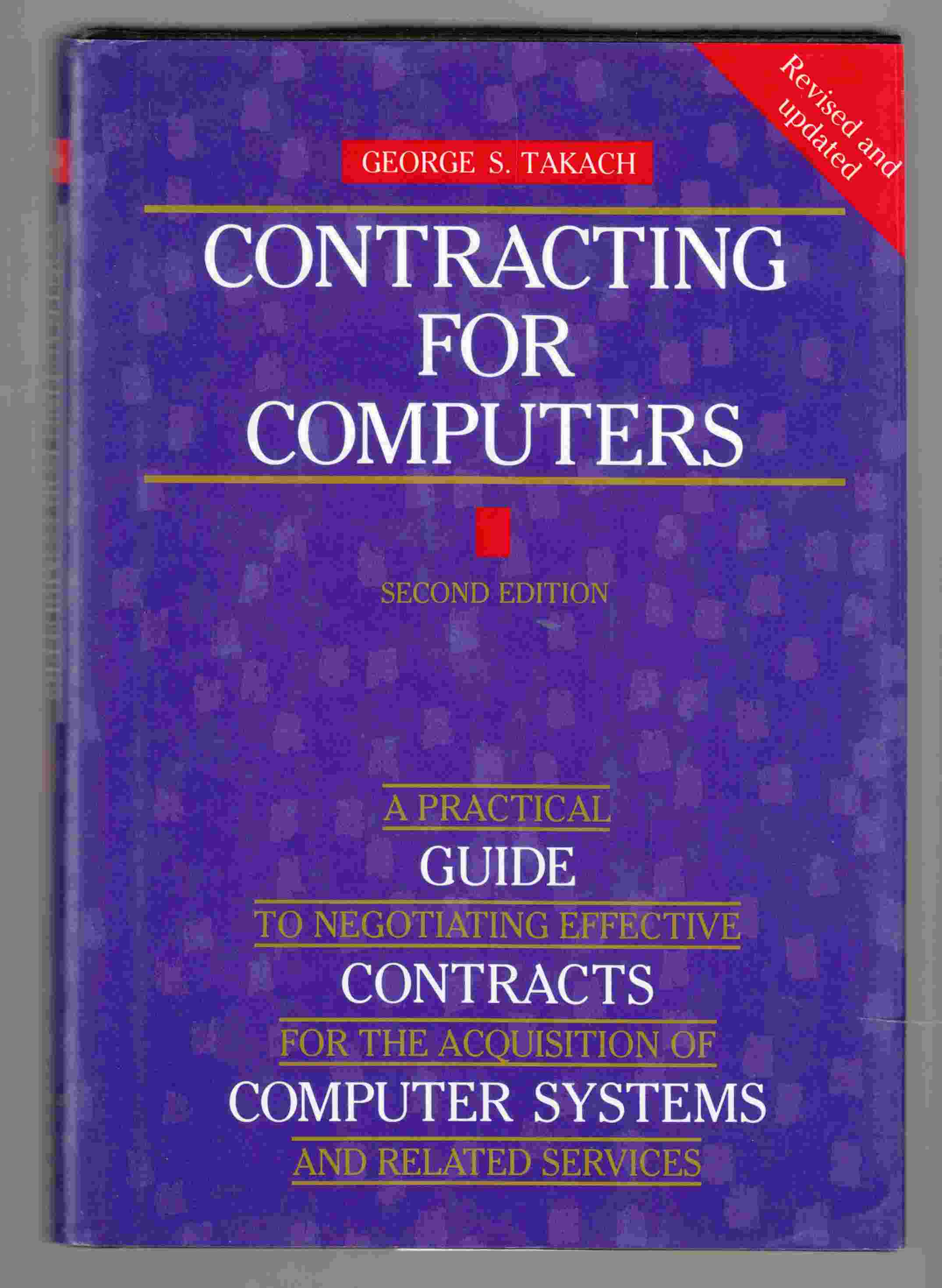 Image for Contracting for Computers