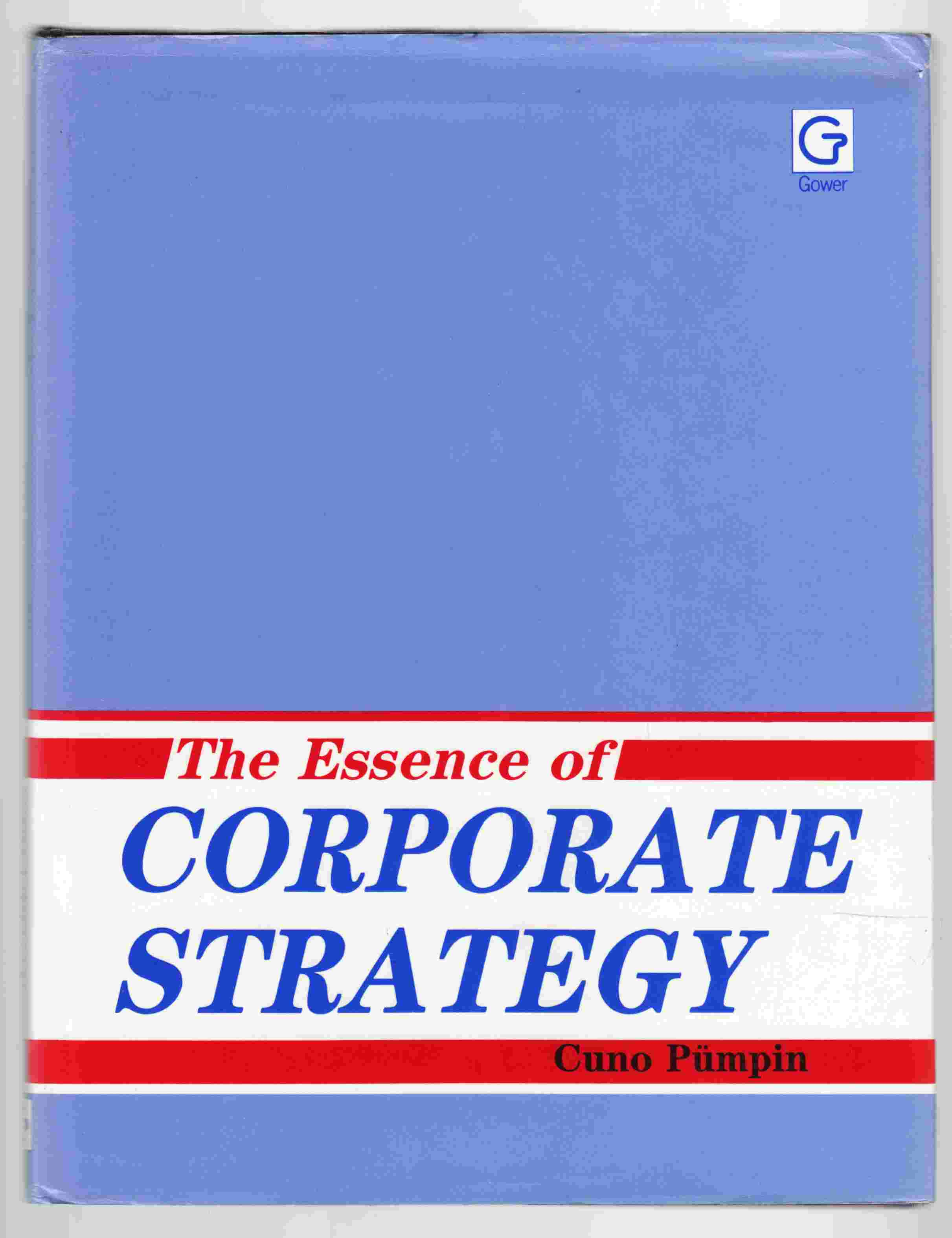 Image for The Essence of Corporate Strategy