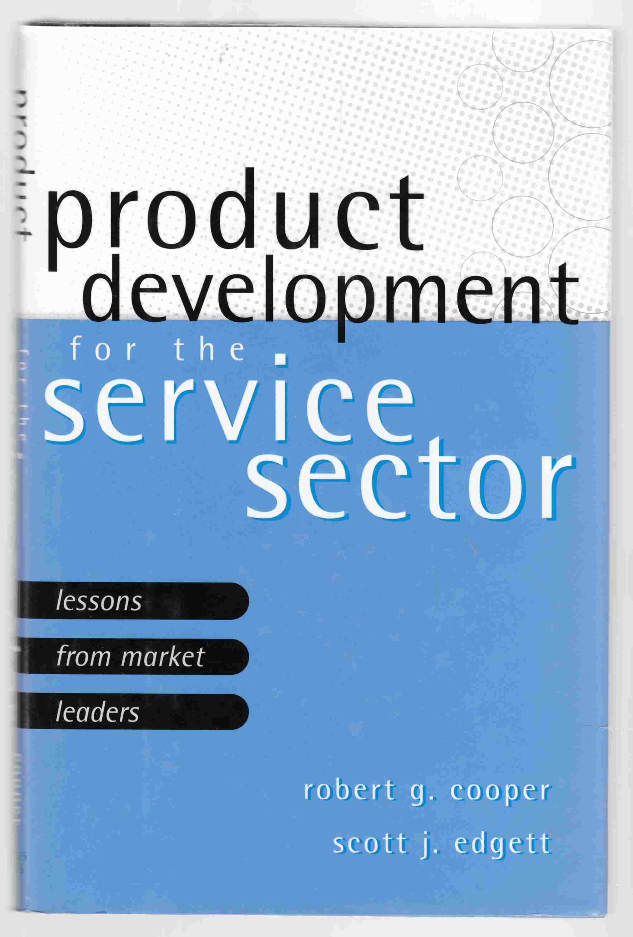 Image for Product Development for the Service Sector: Lessons from Market Leaders