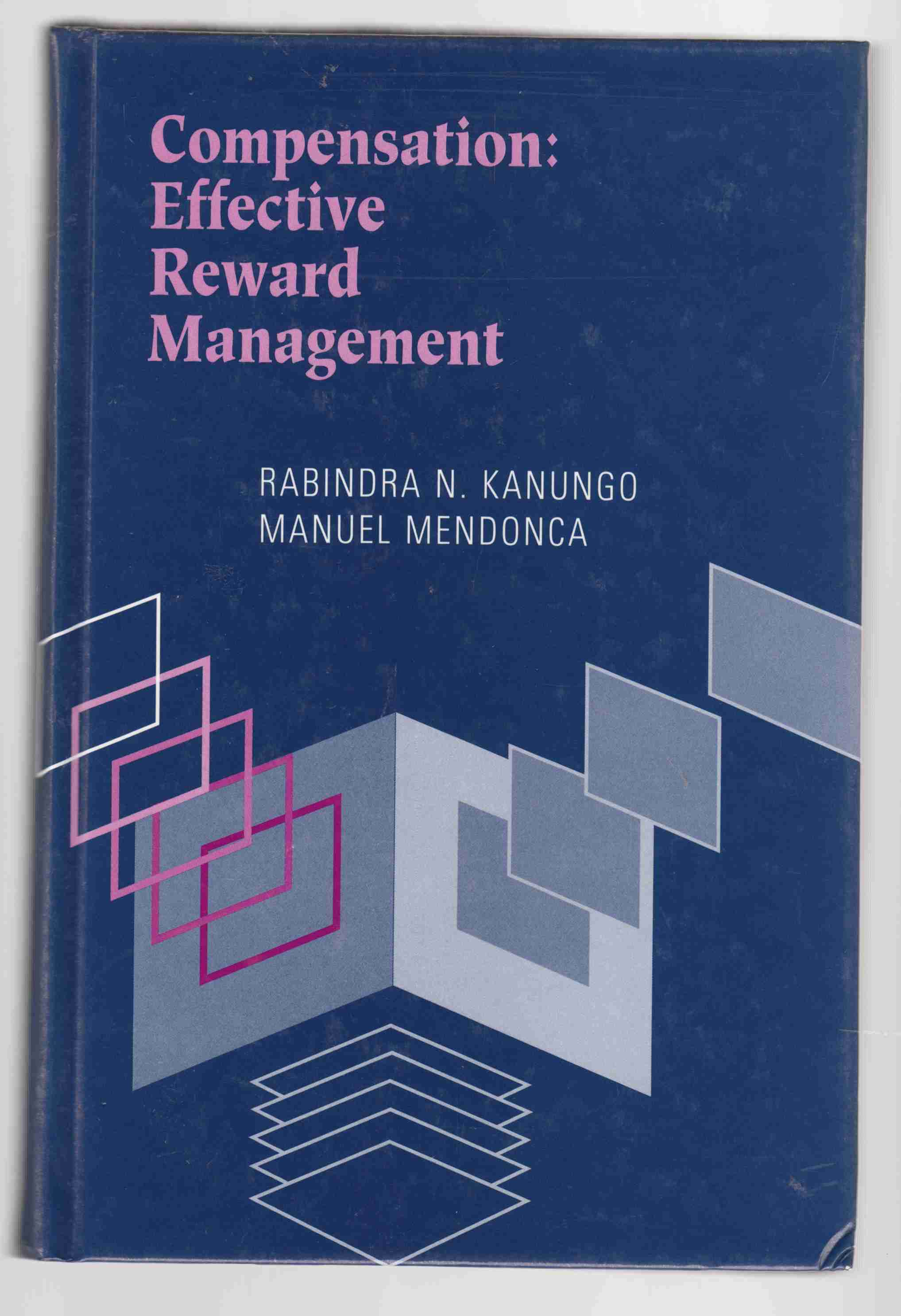 Image for Compensation: Effective Reward Management