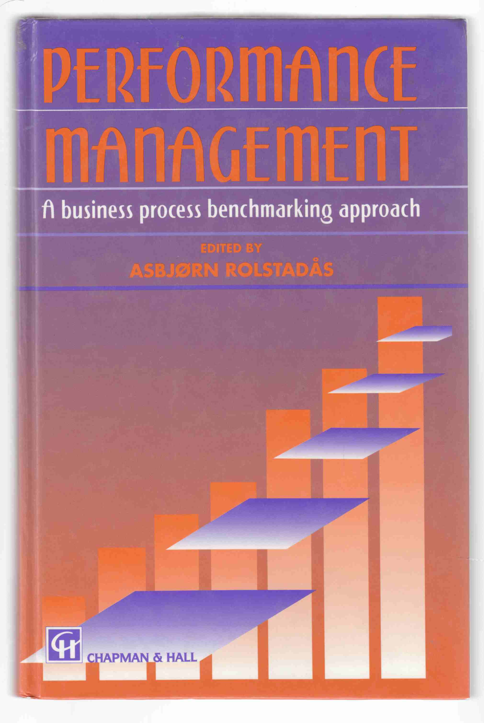 Image for Performance Management A Business Process Benchmarking Approach