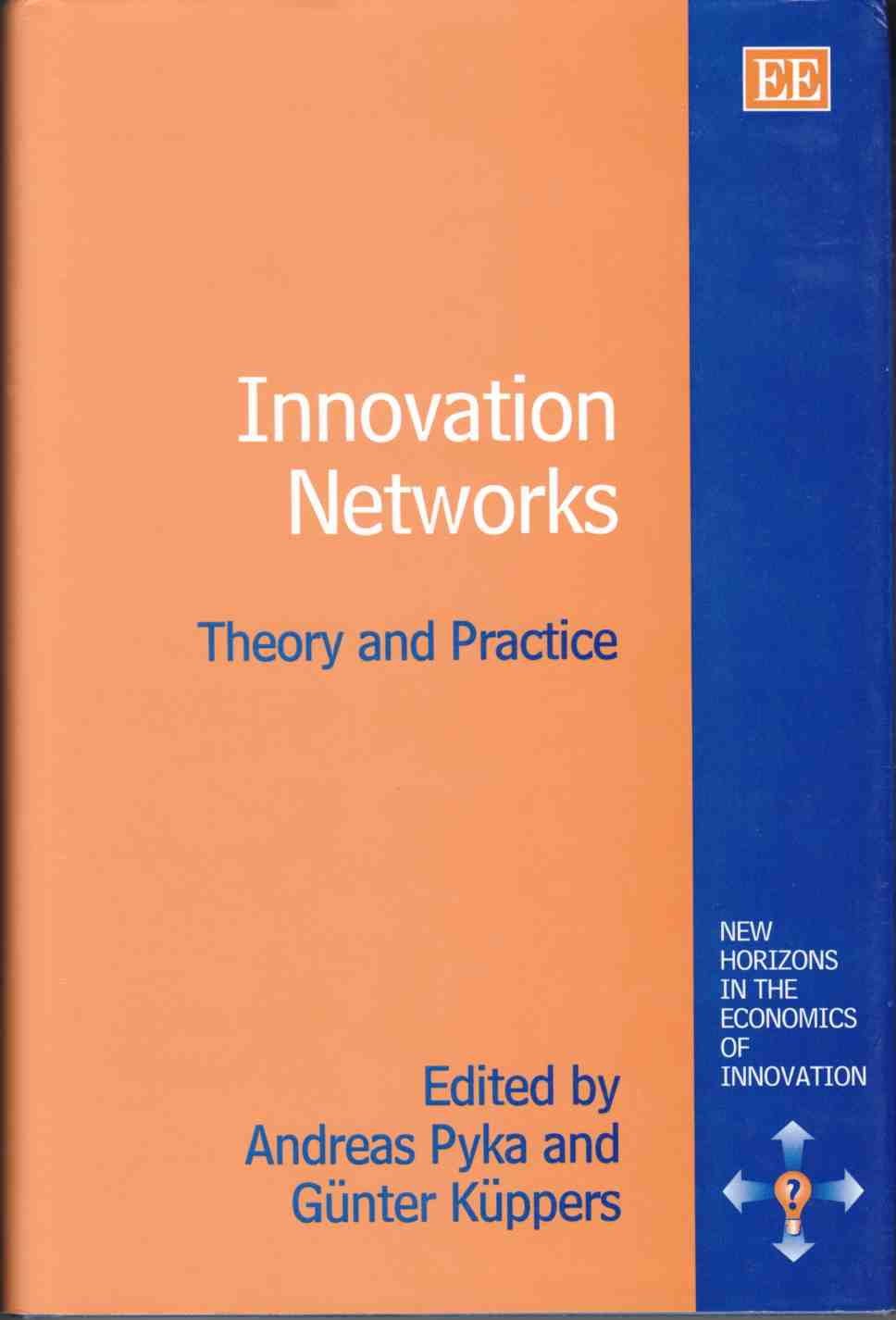 Image for Innovation Networks Theory and Practice