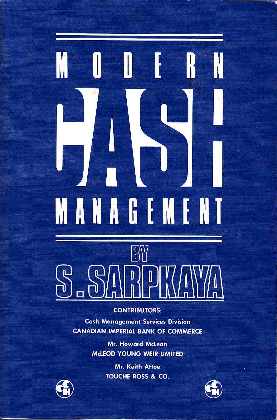 Image for Modern Cash Management