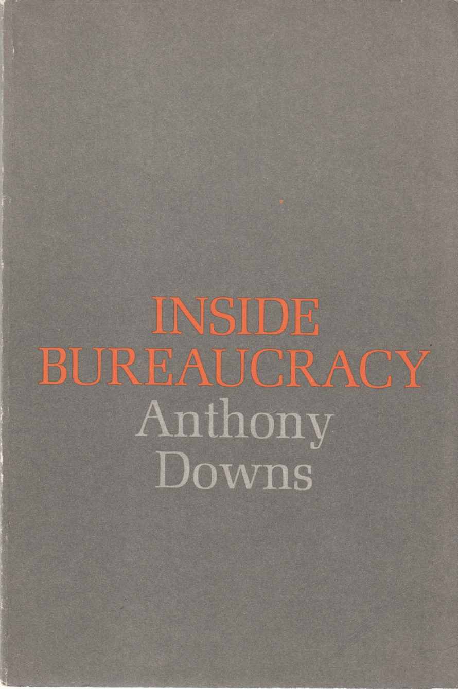 Image for Insude Bureaucracy