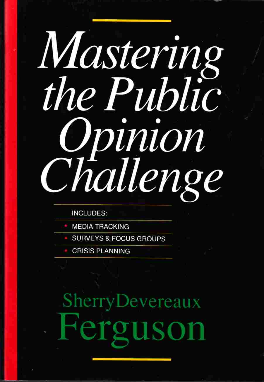 Image for Mastering the Public Opinion Challenge