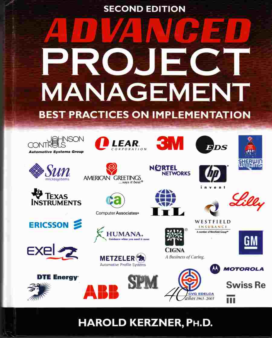 Image for Advanced Project Management:  Best Practices on Implementation, Second Edition