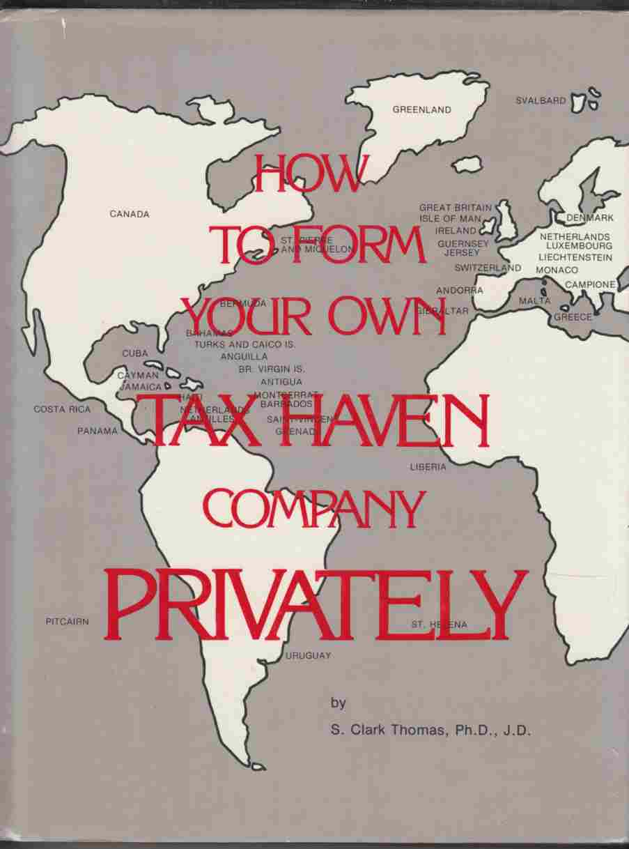 Image for How to Form Your Own Tax Haven Company Privately