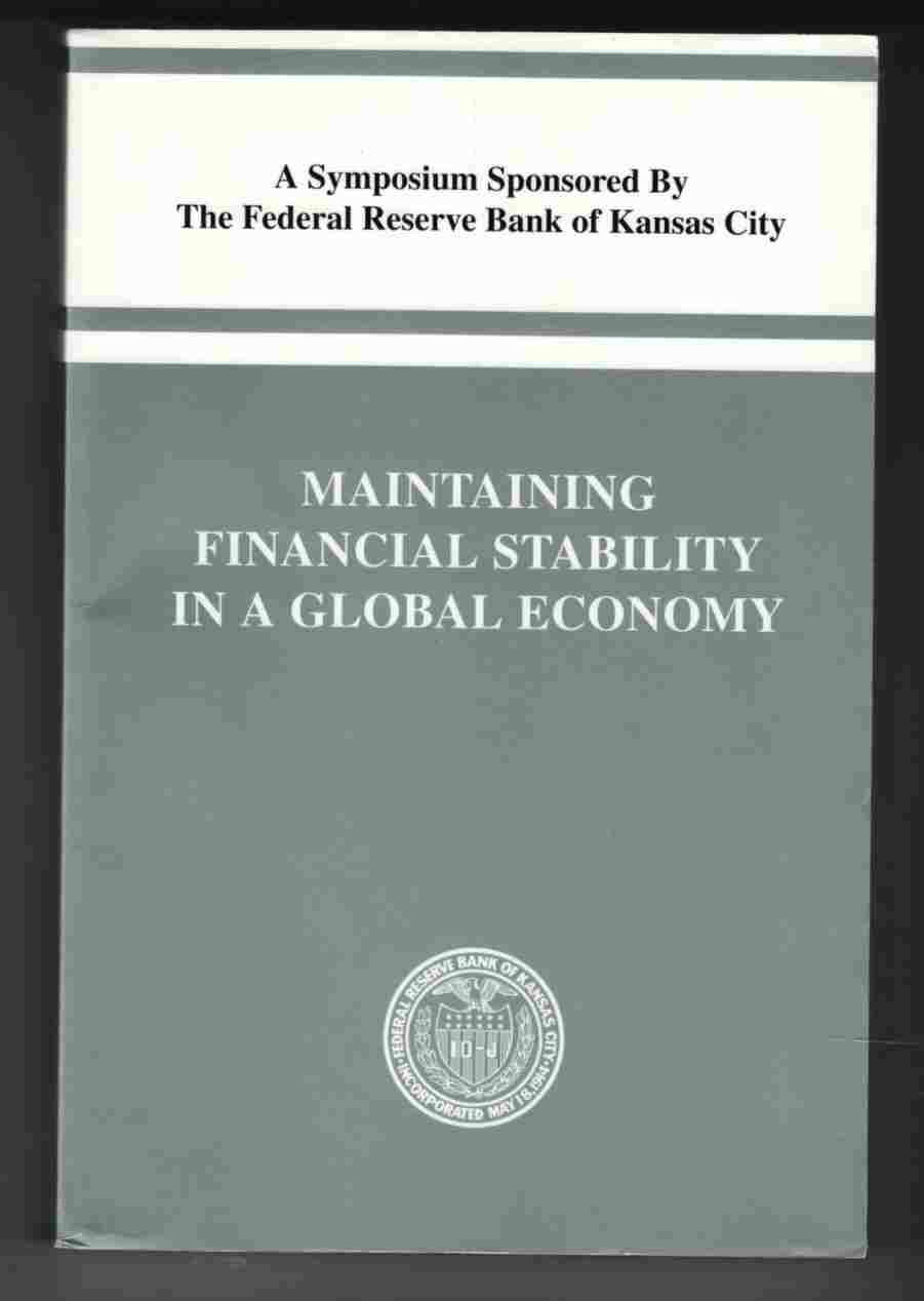 Image for Maintaining Financial Stability in a Global Economy