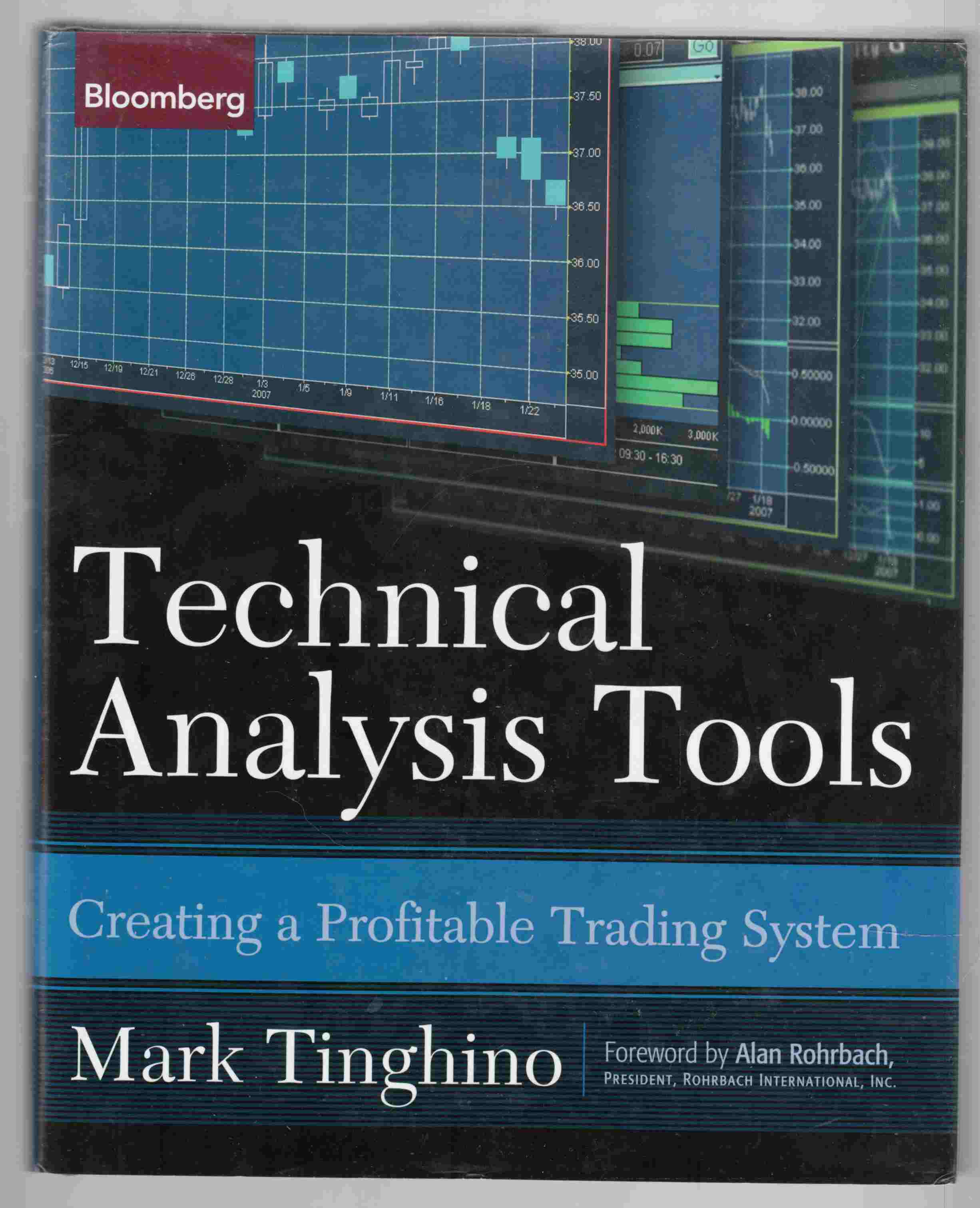 Image for Technical Analysis Tools Creating a Profitable Trading System