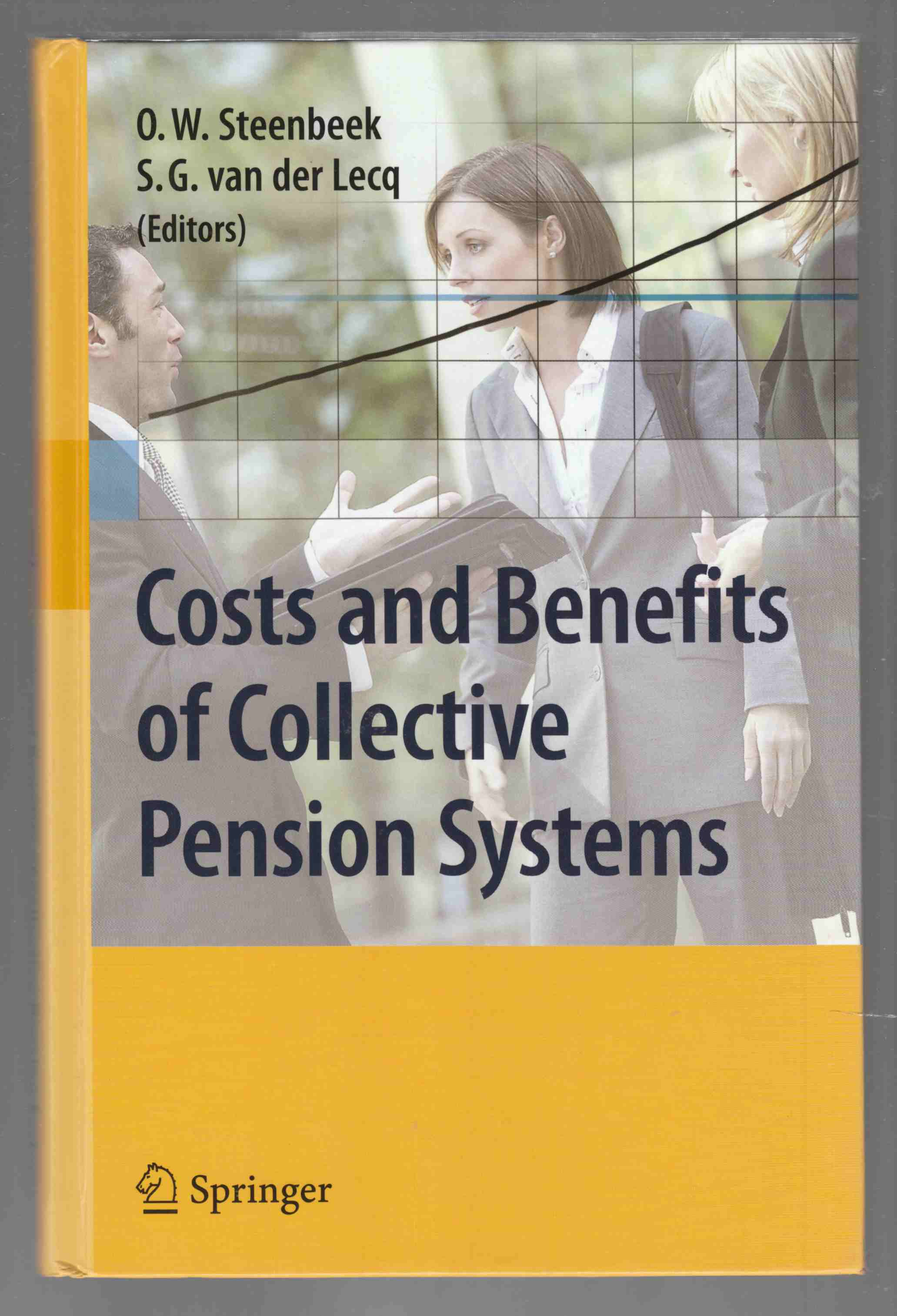 Image for Costs and Benefits of Collective Pension Systems