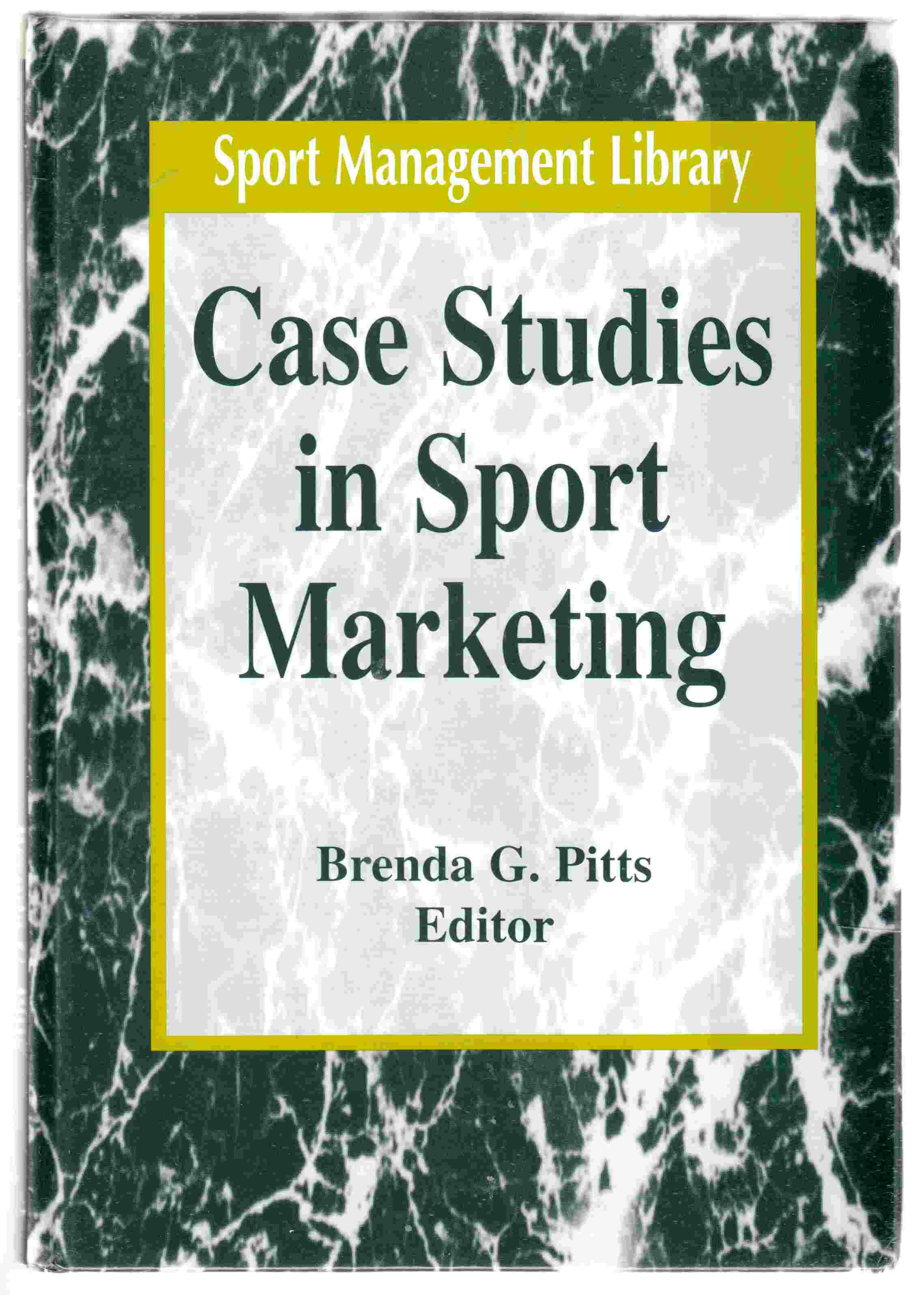 Image for Case Studies in Sport Marketing