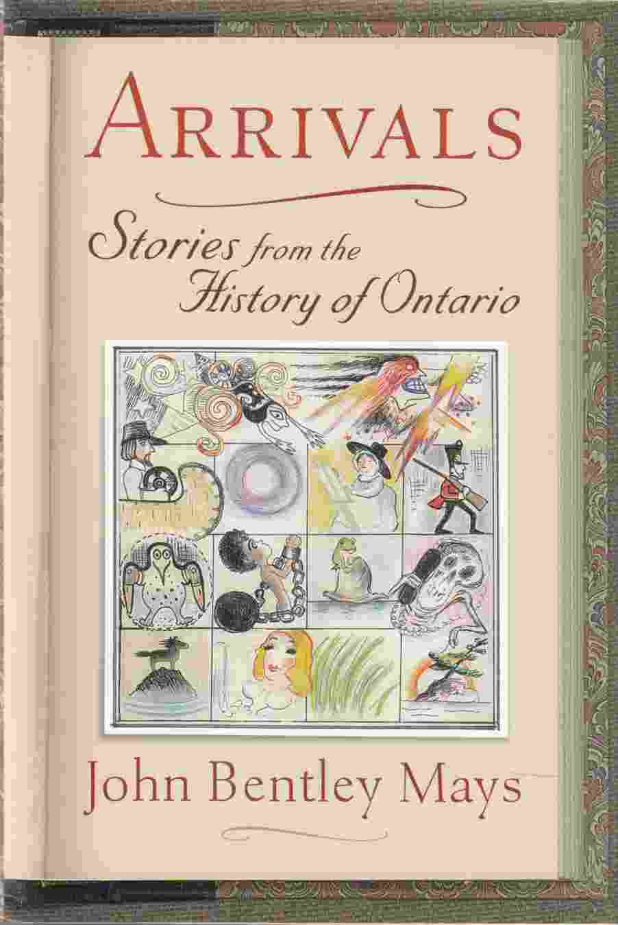 Image for Arrivals : Stories from the History of Ontario
