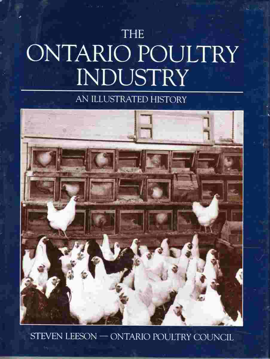 Image for The Ontario Poultry Industry: An Illustrated History