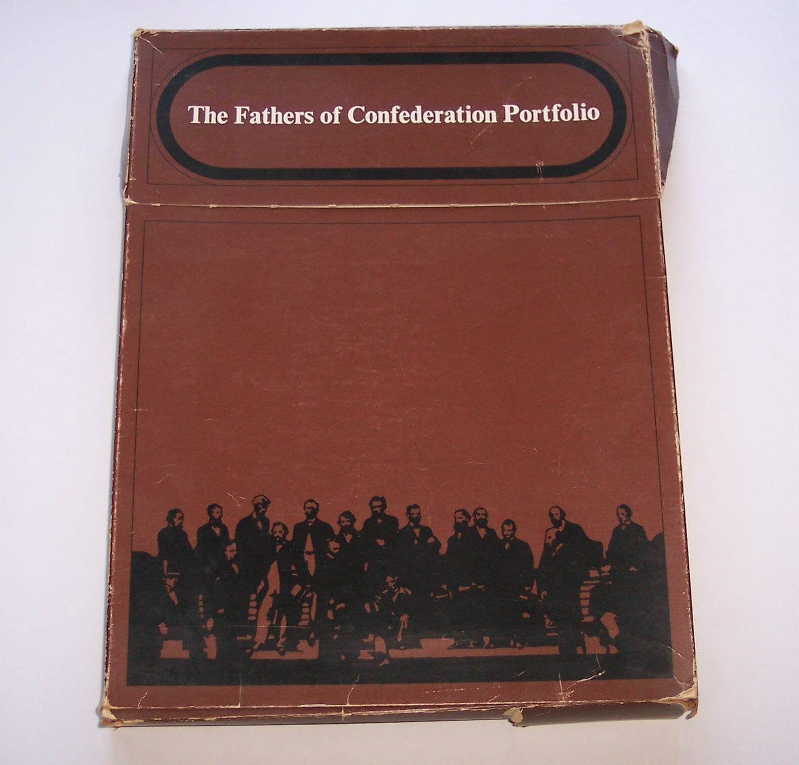 Image for The Fathers of Confederation Portfolio