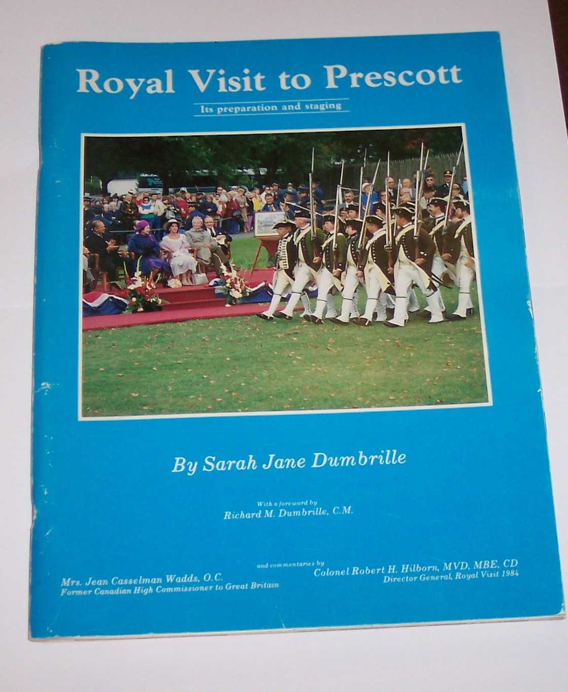 Image for Royal Visit to Prescott: Its Preparation and Staging