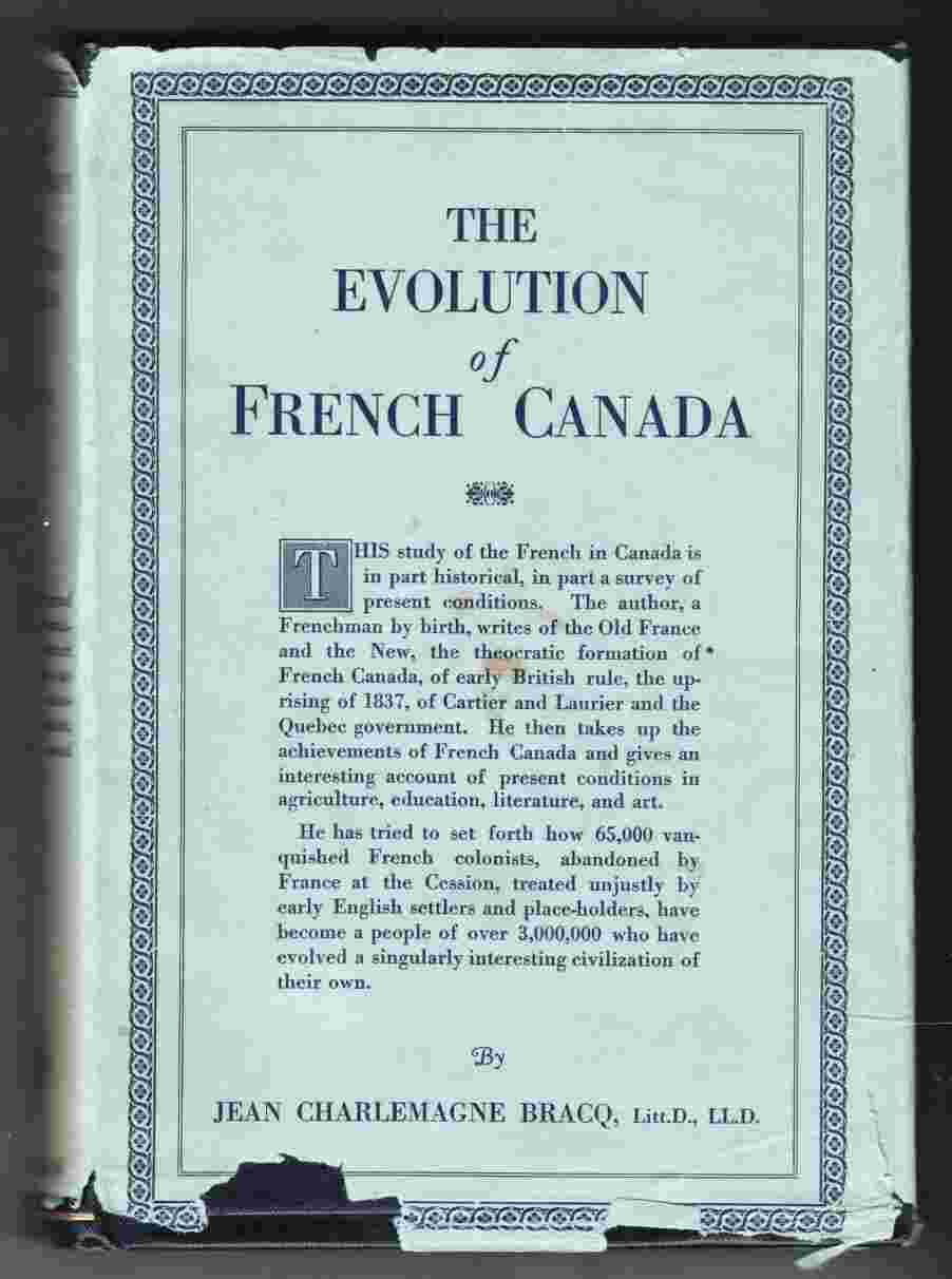 Image for The Evolution of French Canada