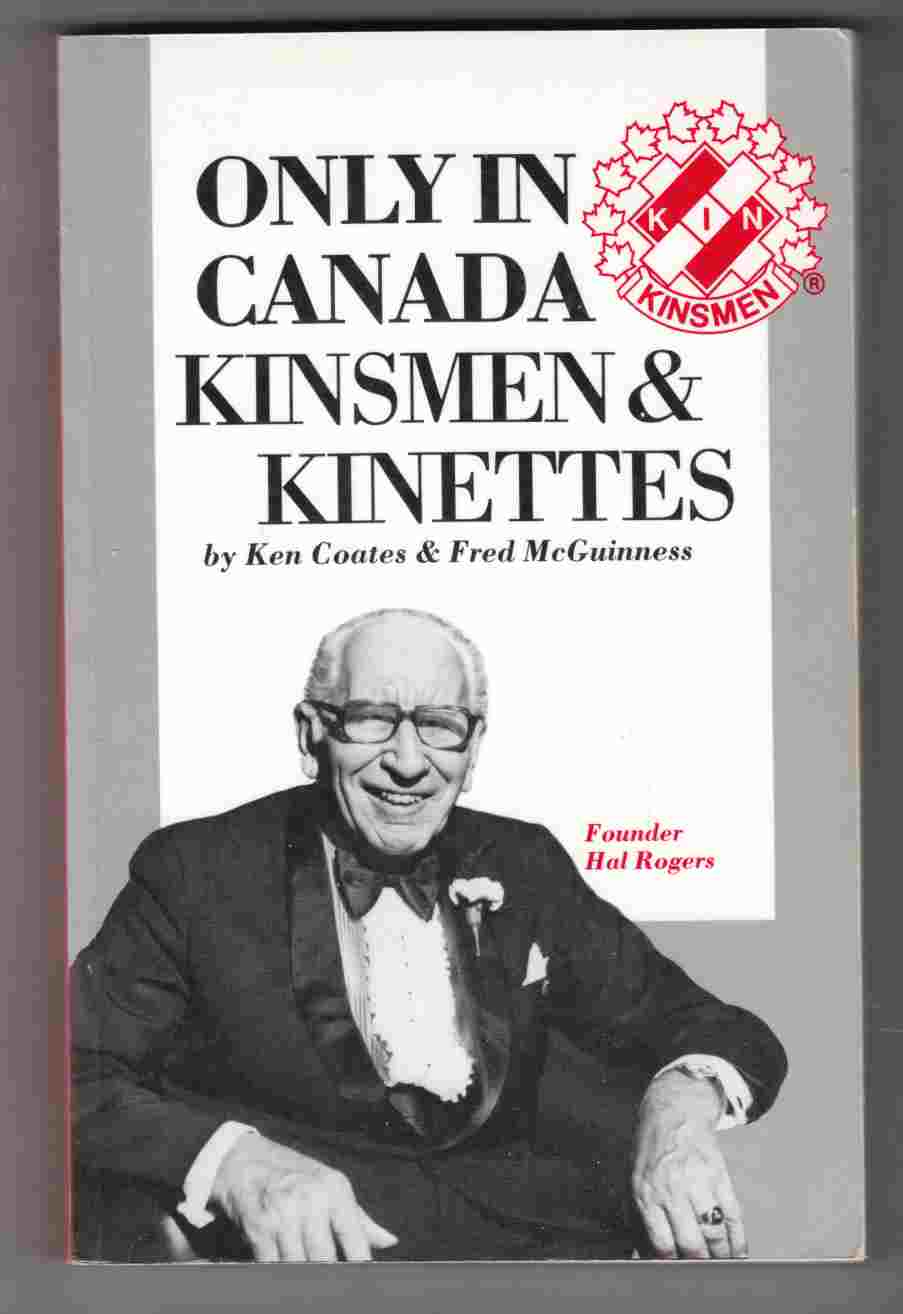 Image for Only in Canada Kinsmen & Kinettes