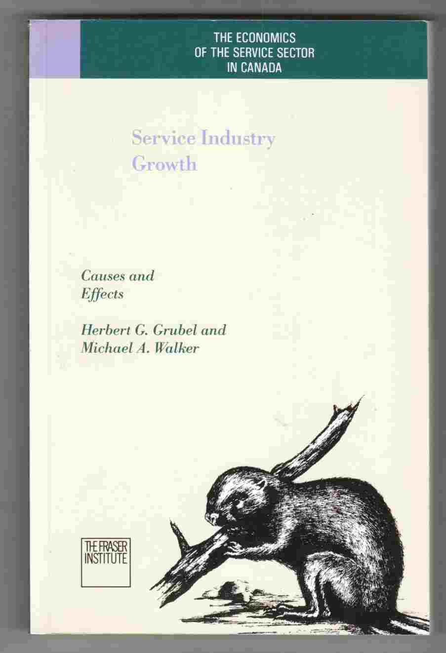 Image for Service Industry Growth Causes and Effects