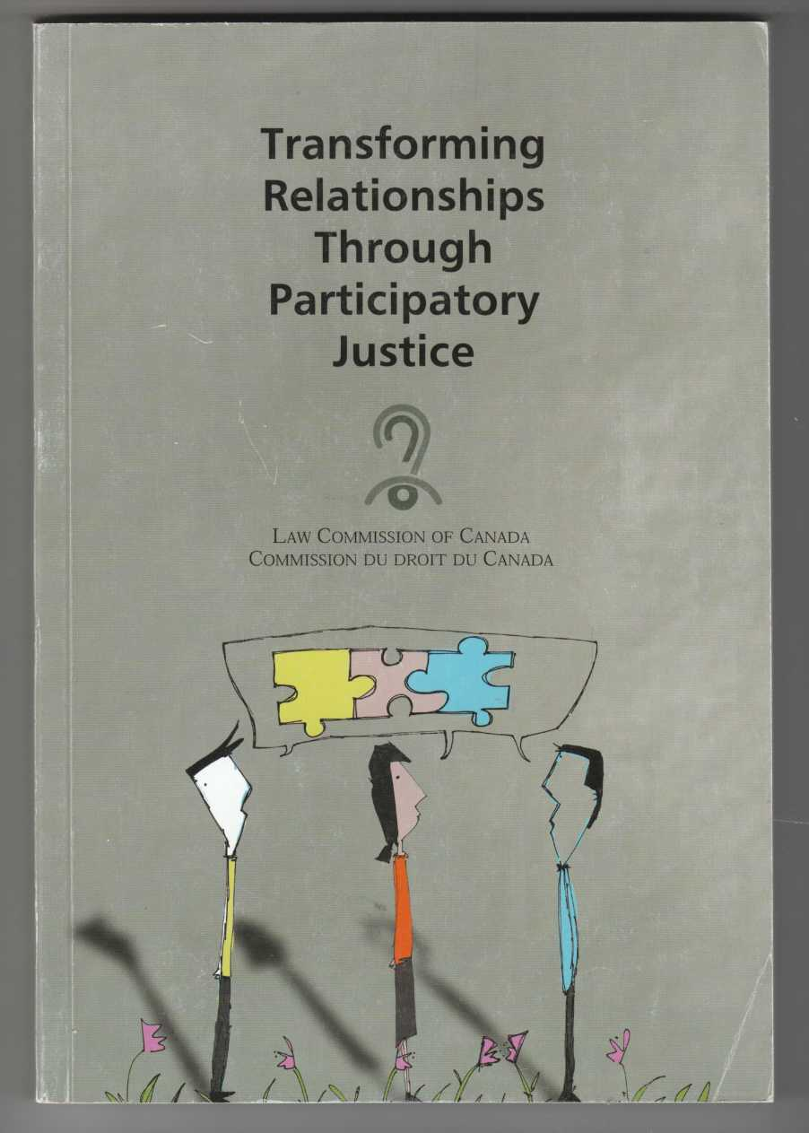 Image for Transforming Relationships through Participatory Justice