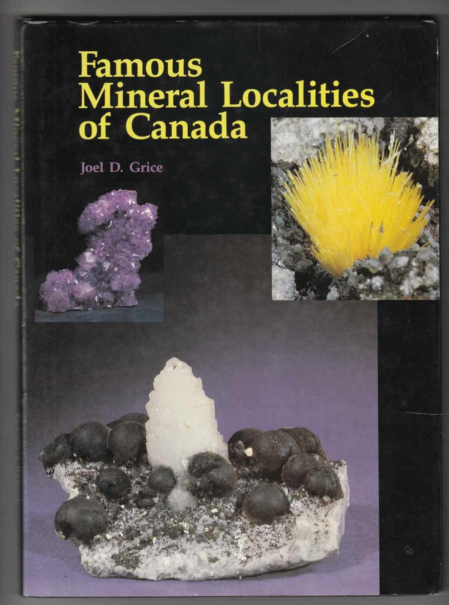 Image for Famous Mineral Localities of Canada